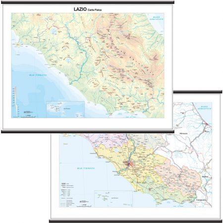 Lazio - Belletti Editore MS19PL