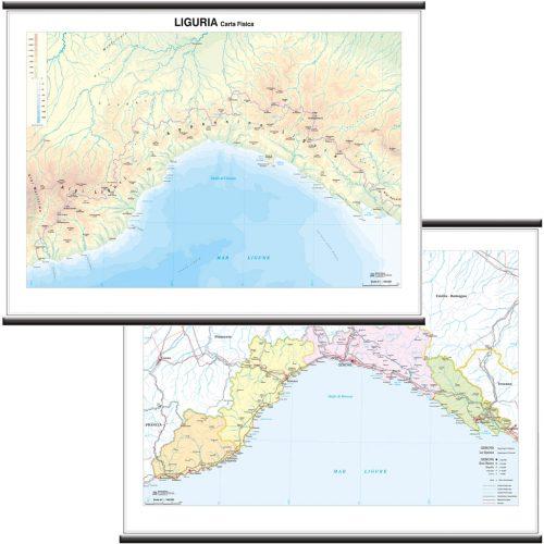 Liguria - Belletti Editore MS20PL