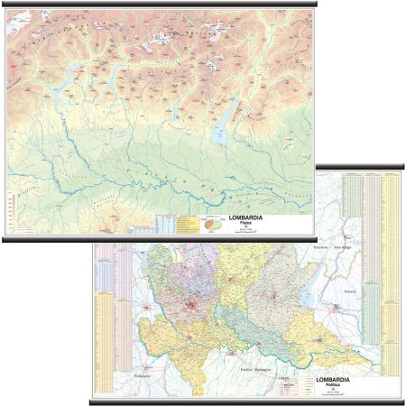Lombardia - Belletti Editore MS21PL