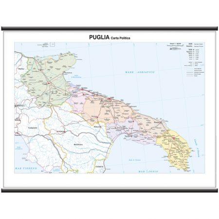 Puglia - Belletti Editore MS25PL