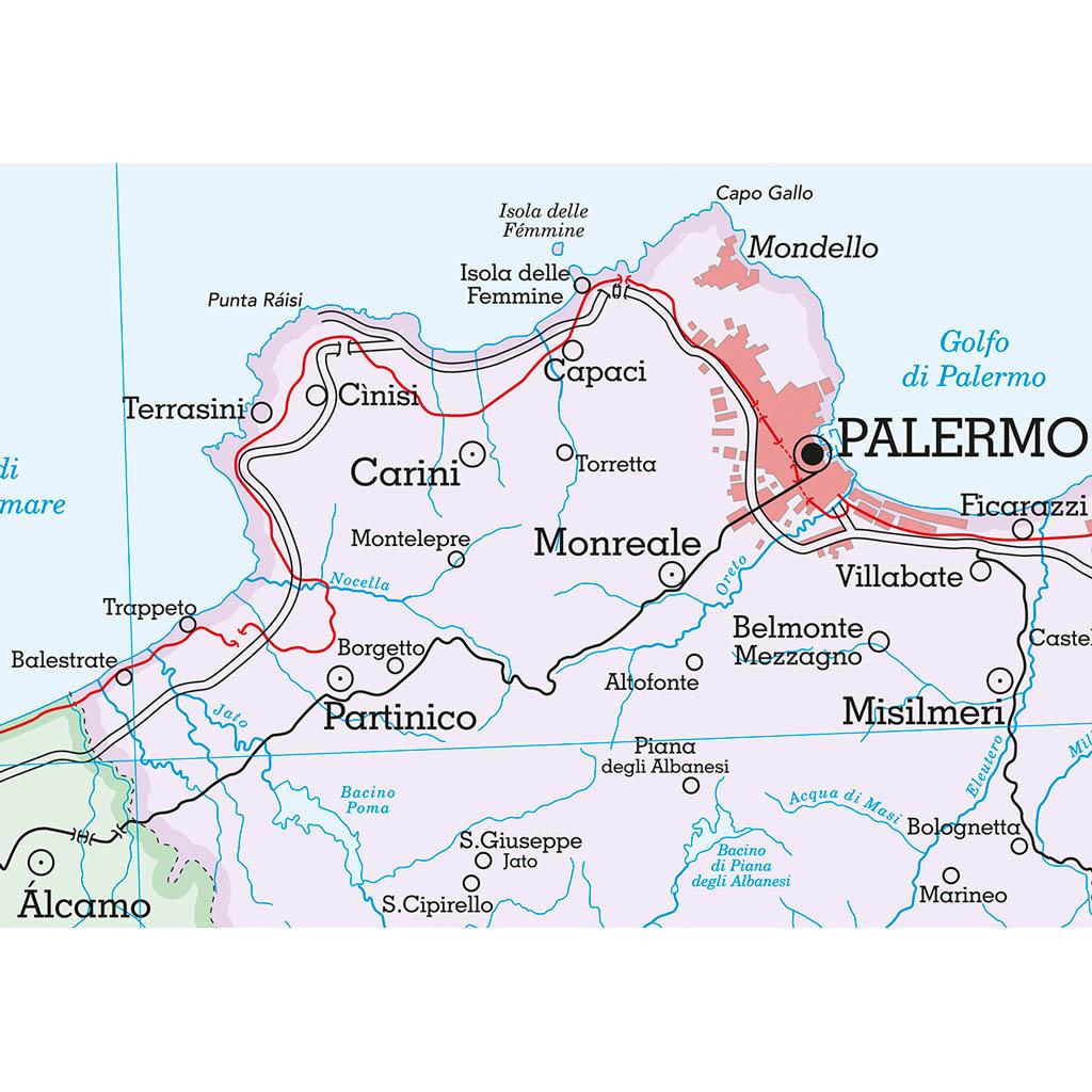 Sicilia - Belletti Editore MS27PL