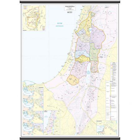 Palestina - Belletti Editore MS40PL