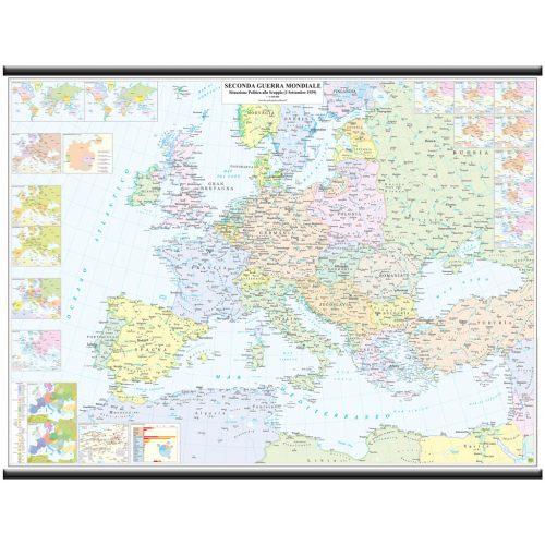 Seconda guerra mondiale - Belletti Editore MS54PL