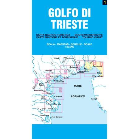 Golfo di Trieste - Belletti Editore N01