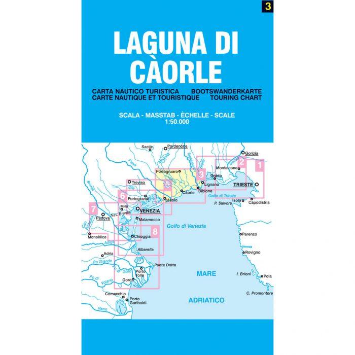 Laguna Caorle - Belletti Editore N03