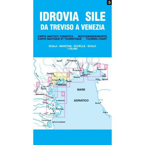 Idrovia Sile - Belletti Editore N05