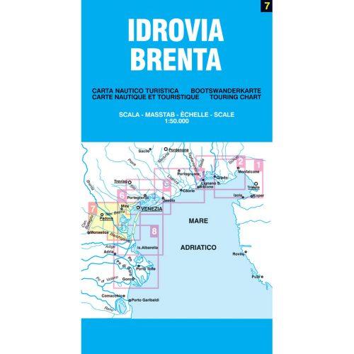 Idrovia Brenta - Belletti Editore N07