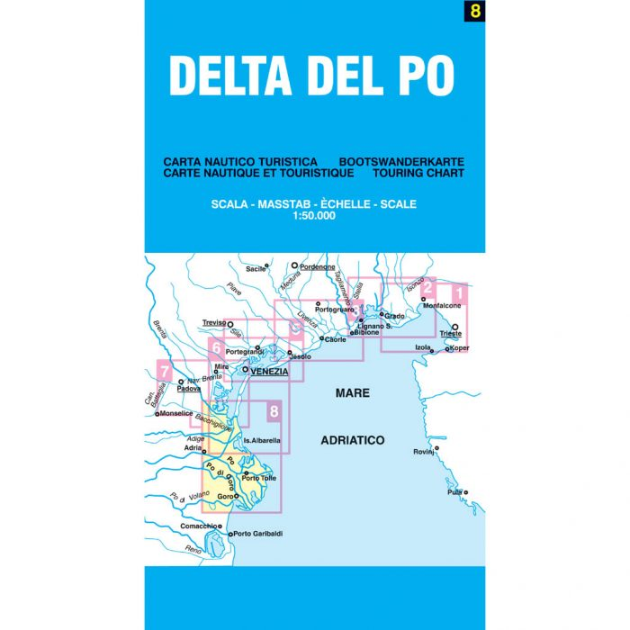 Delta del Po - Belletti Editore N08