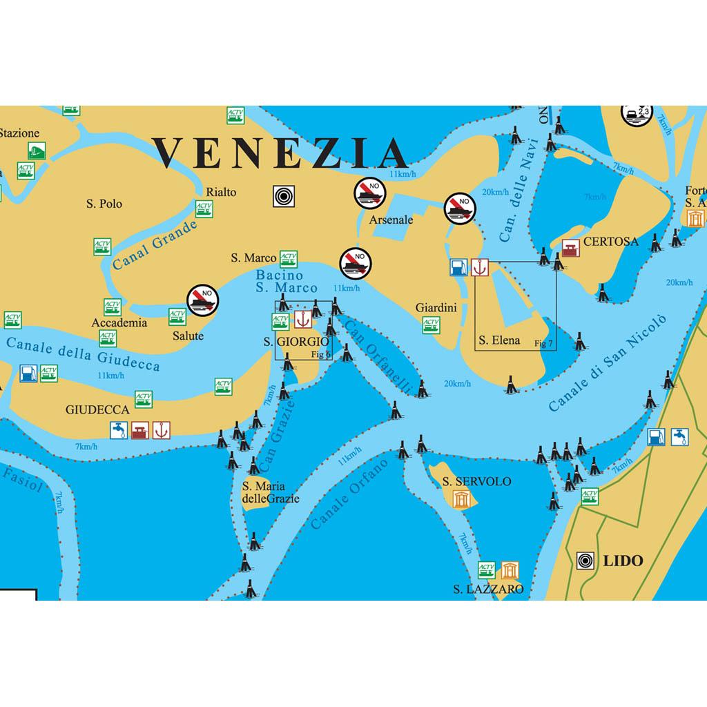 Navigazione Venezia - Belletti Editore N20