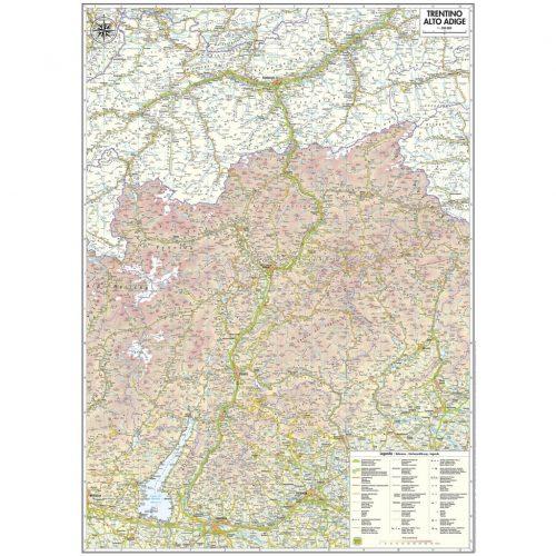 Trentino Alto Adige - Belletti Editore RG03