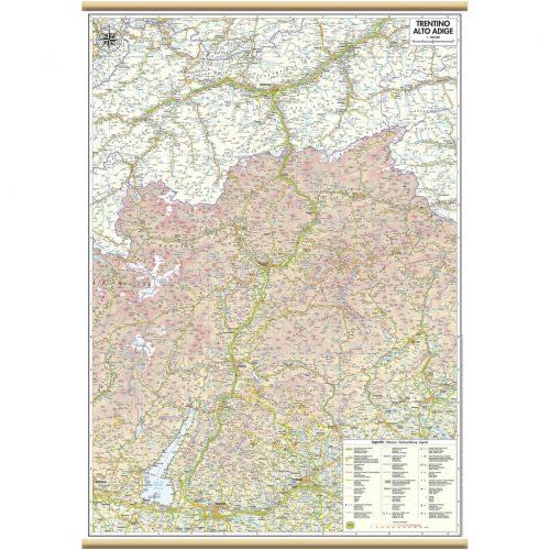 Trentino Alto Adige - Belletti Editore RG03PL