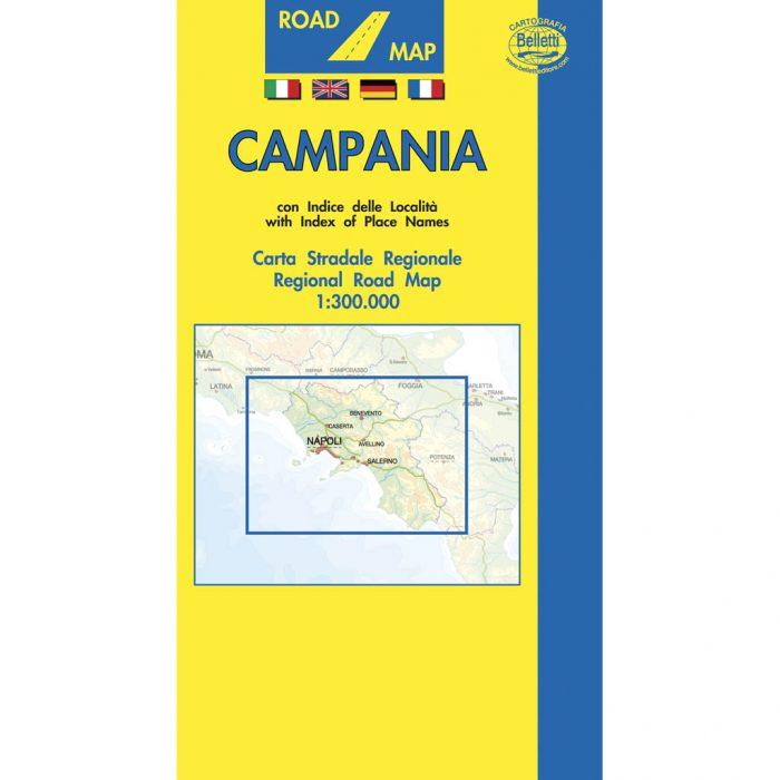 Campania - Belletti Editore RG04