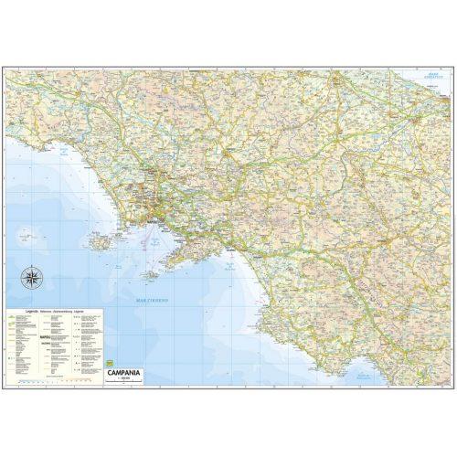 Campania - Belletti Editore RG04P