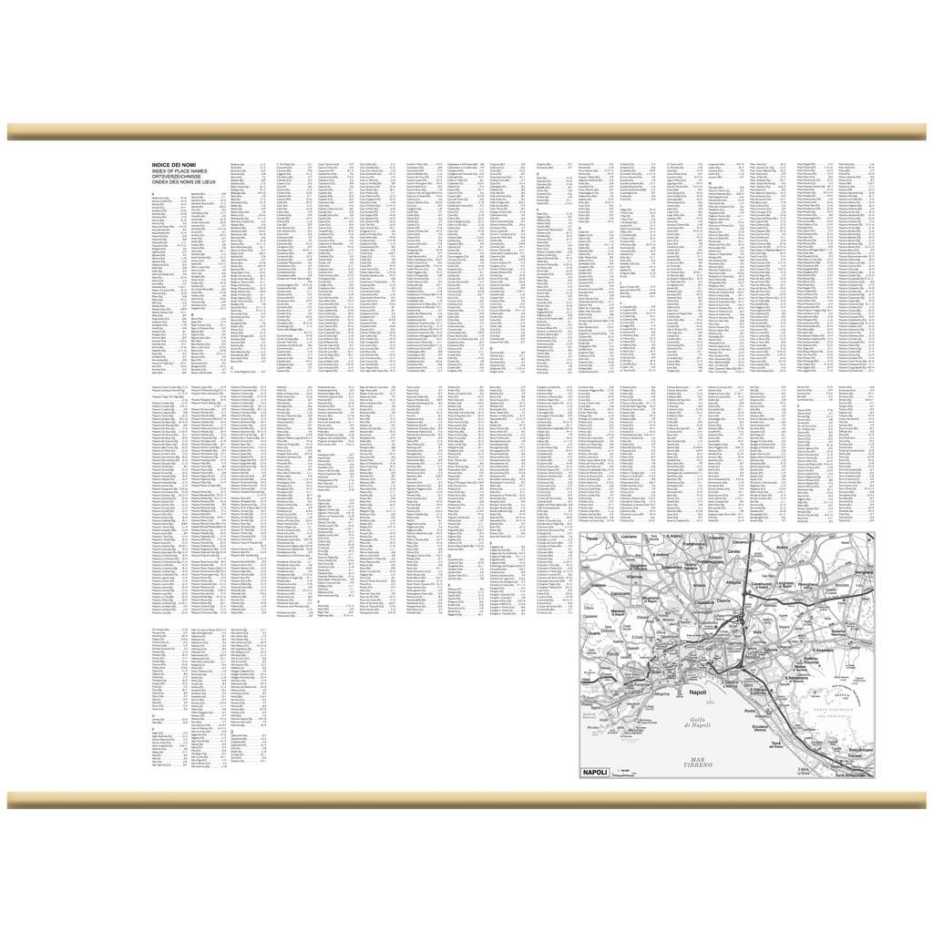 Campania - Belletti Editore RG04PL