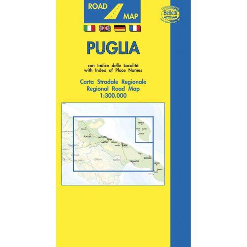 Puglia - Belletti Editore RG05
