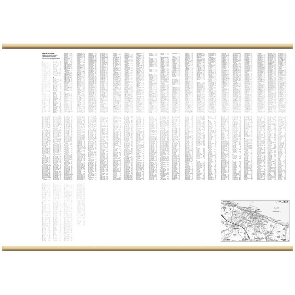 Puglia - Belletti Editore RG05PL