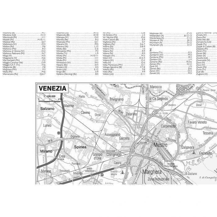 Veneto - Belletti Editore RG06
