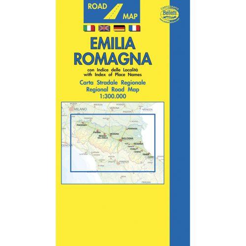 Emilia Romagna - Belletti Editore RG07