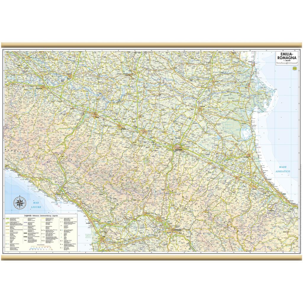 Emilia Romagna - Belletti Editore RG07PL