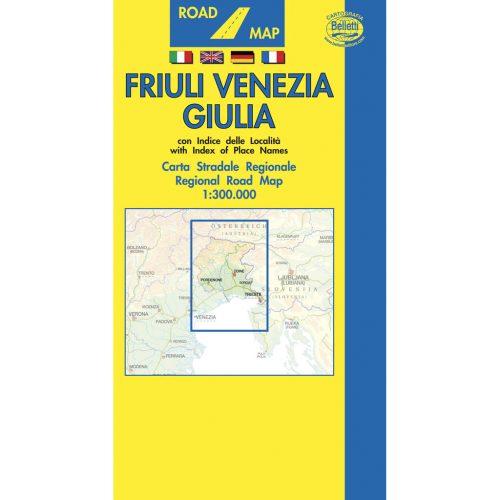 Friuli Venezia Giulia - Belletti Editore RG08