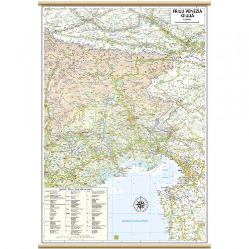 Friuli Venezia Giulia - Belletti Editore RG08PL