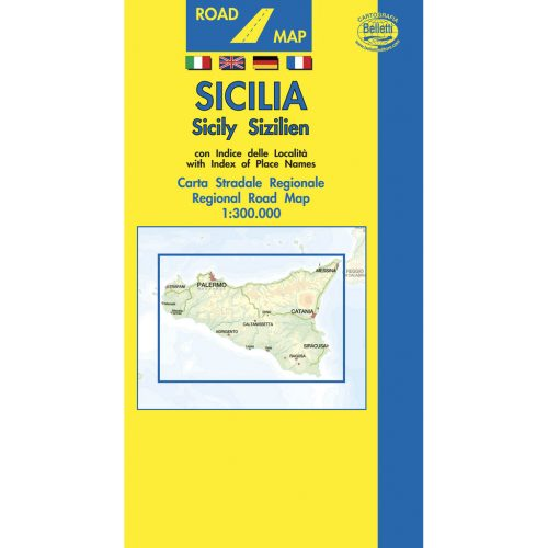 Sicilia - Belletti Editore RG09
