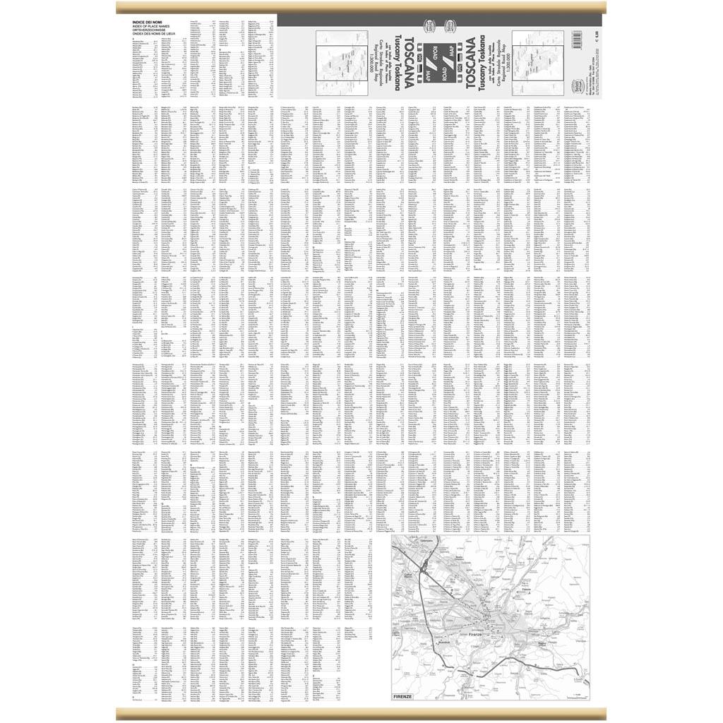 Toscana - Belletti Editore RG10PL