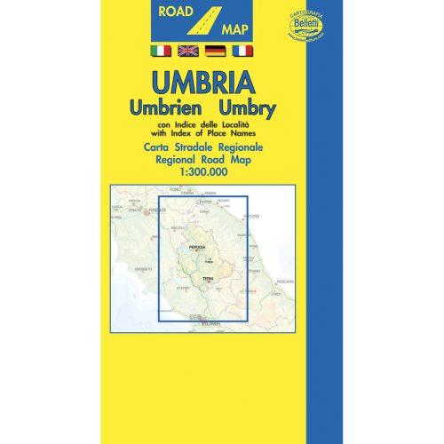 Umbria - Belletti Editore RG11