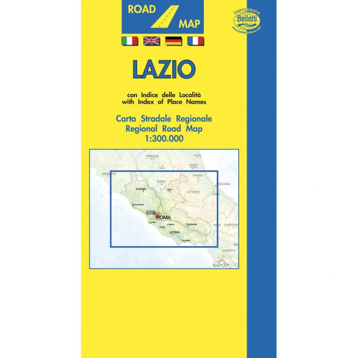 Lazio - Belletti Editore RG12