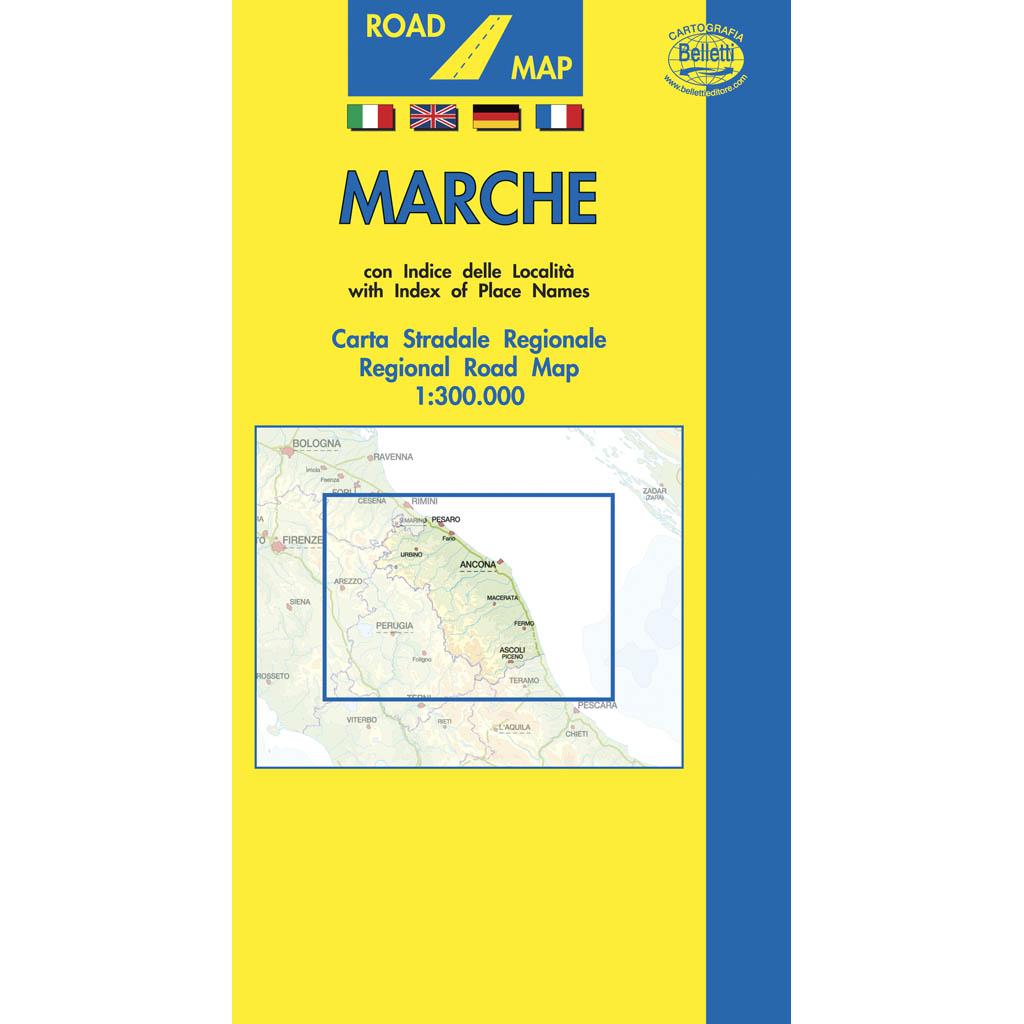 Marche - Belletti Editore RG13