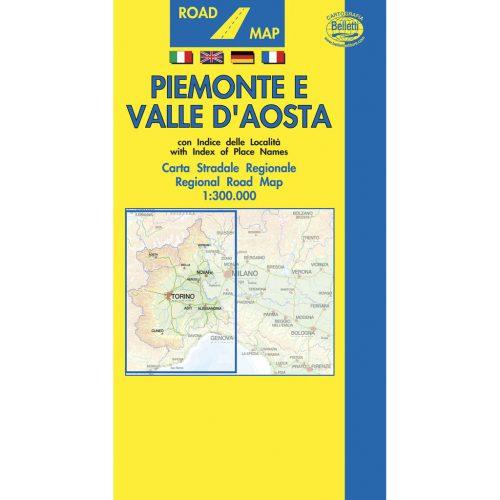 Piemonte Valle Aosta - Belletti Editore RG14