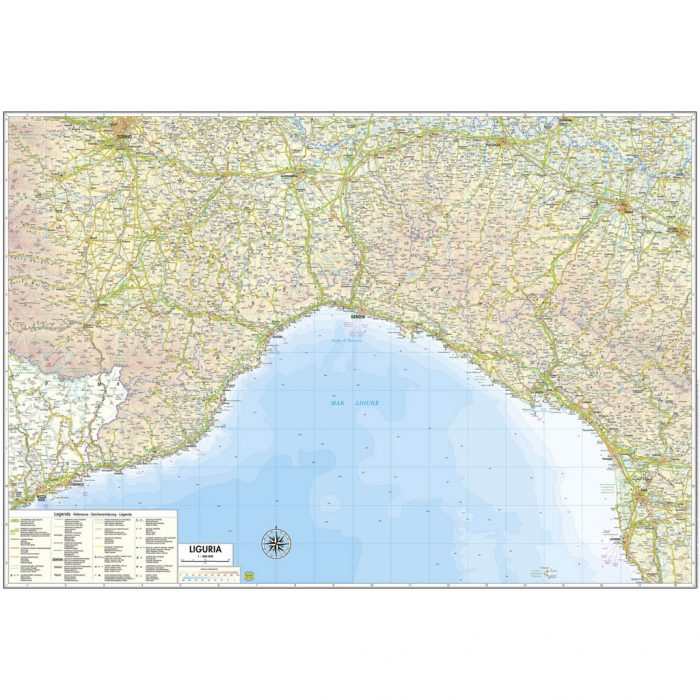 Liguria - Belletti Editore RG15