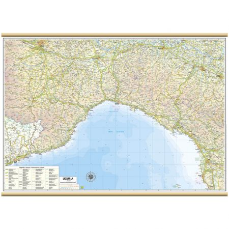Liguria - Belletti Editore RG15PL