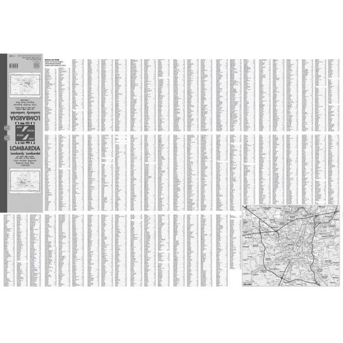 Lombardia - Belletti Editore RG16