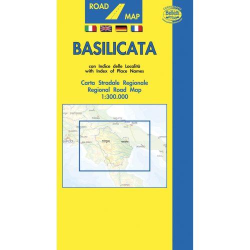 Basilicata - Belletti Editore RG18