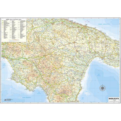Basilicata - Belletti Editore RG18P