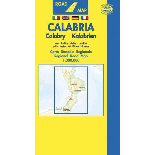 Calabria - Belletti Editore RG19