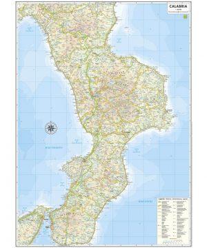 Calabria - Belletti Editore RG19P