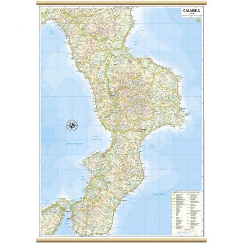 Calabria - Belletti Editore RG19PL