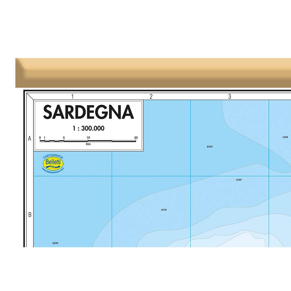 Sardegna - Belletti Editore RG20PL