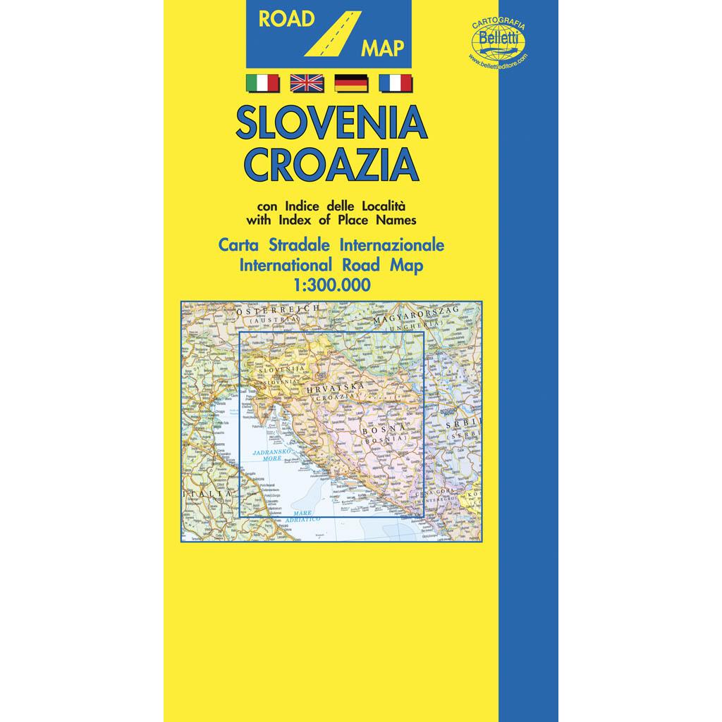Slovenia Croazia - Belletti Editore S02
