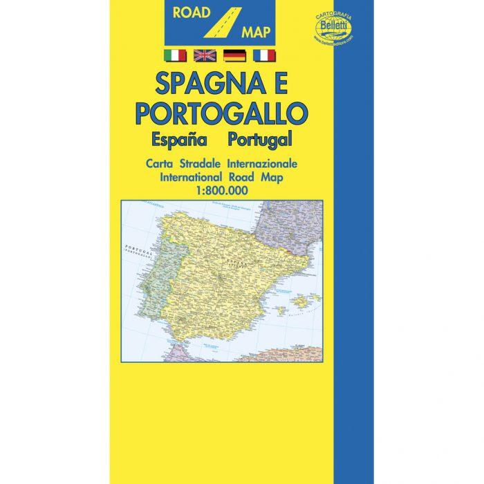 Spagna Portogallo - Belletti Editore S13
