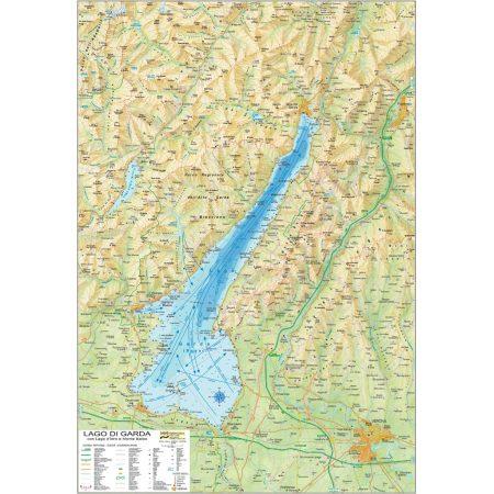 Lago Garda - Belletti Editore V200