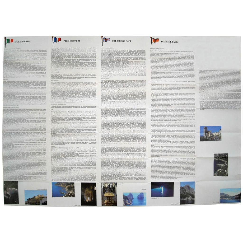 Isola Capri - Belletti Editore V202
