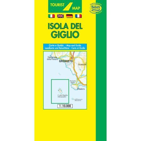 Isola Giglio - Belletti Editore V203