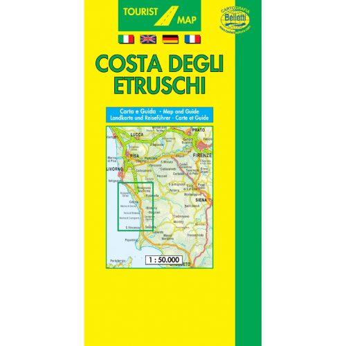 Costa Etruschi - Belletti Editore V205