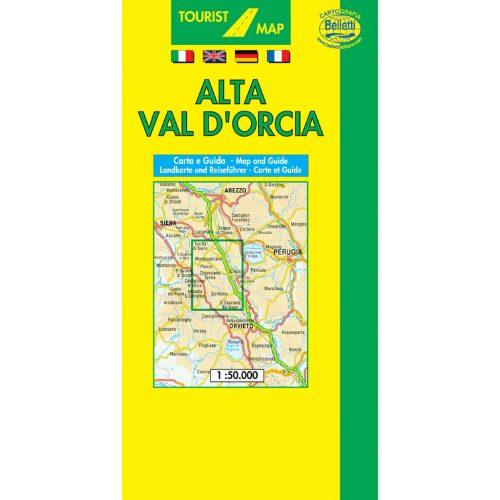 Alta Val Orcia - Belletti Editore V207