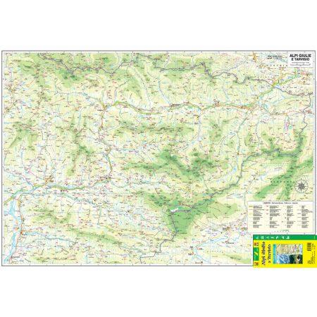 Alpi Giulie - Belletti Editore V212