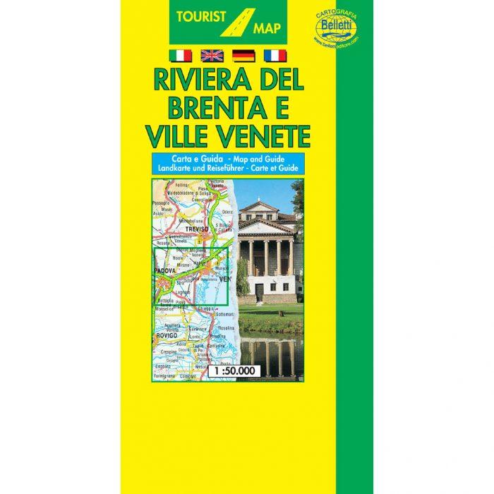 Brenta ville venete - Belletti Editore V217