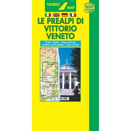 Prealpi Vittorio Veneto - Belletti Editore V223